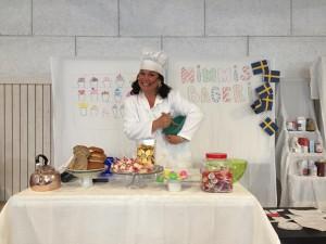 Mimmis bageri show sommarprogram