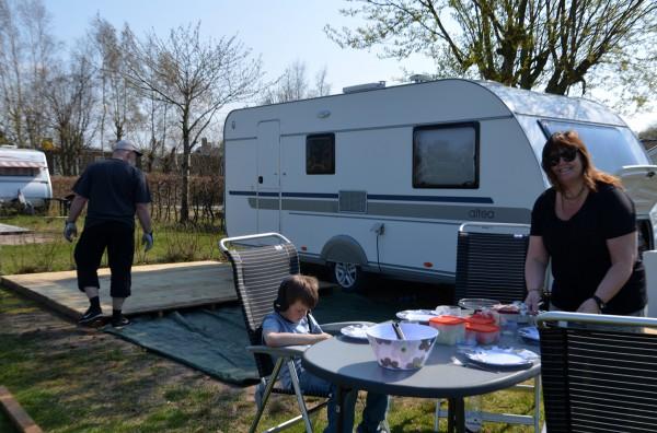 camping-påsk