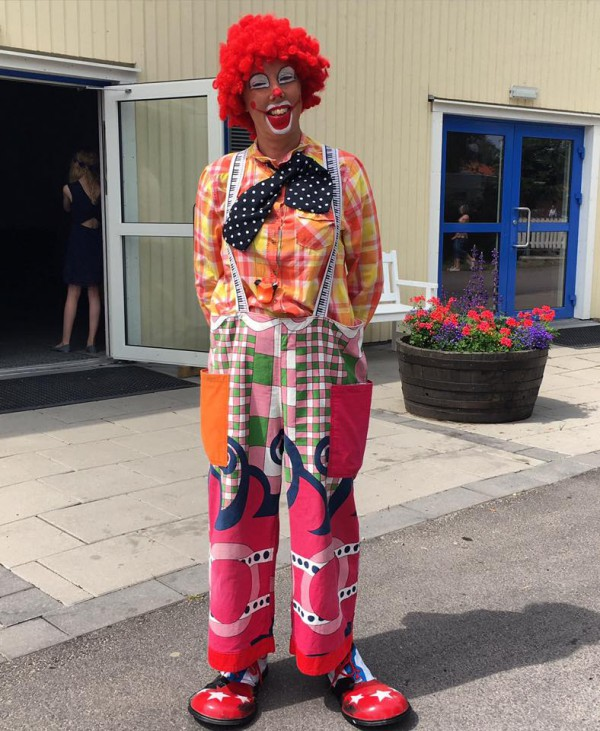 clown-Gullbrannagården