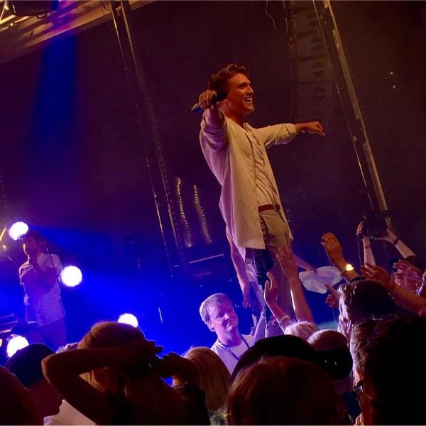 danny-saucedo Gullbrannafestivalen