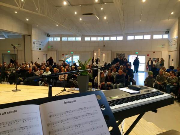 Scenen i Bryggan