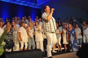 Gospelkonsert Gullbrannagården