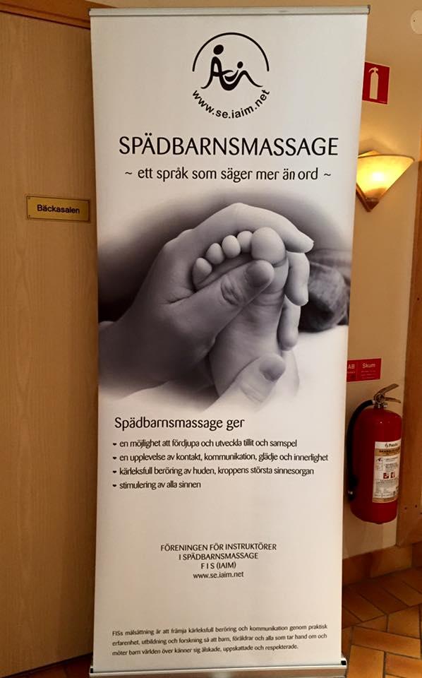 spädbarnsmassage
